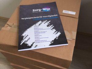 Ons nieuwe lesboek verpleegtechnische vaardigheden 2017 is uit!